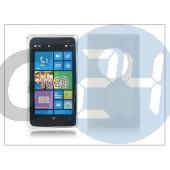 Nokia lumia 1020 szilikon hátlap - s-line - clear PT-1328
