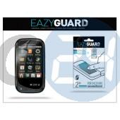 Motorola wilder képernyővédő fólia - 2 db/csomag (crystal/antireflex) LA-347