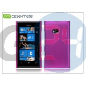 Nokia lumia 900 hátlap - case-mate barely there - pink CM020278