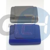 7 univerzális kinyitós tok - kék Táblagép tokok  E004827