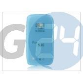Nokia lumia 530 szilikon hátlap - ultra slim 0,3 mm - kék PT-1859