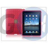 Apple ipad szilikon hátlap - lux - pink PT-163