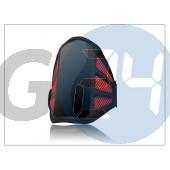 Apple iphone 5/5s kartok sportoláshoz - fekete/piros PT-875