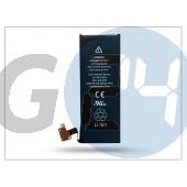 Apple iphone 4s gyári akkumulátor - 616-0579 - li-ion 1430 mah (csomagolás nélküli) APL-0039
