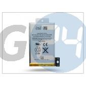 Apple iphone 3gs gyári akkumulátor - 616-0431 - li-ion 1220 mah (csomagolás nélküli) APL-0131