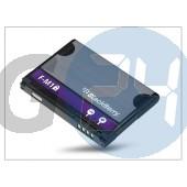 Blackberry 9100 pearl 3g/9105 pearl 3g gyári akkumulátor - li-ion 1150 mah - f-m1 (csomagolás nélküli) BB-0039