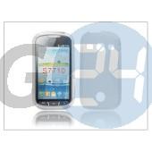 Samsung s7710 galaxy xcover 2 szilikon hátlap - s-line - clear PT-1099