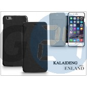 Apple iphone 6 plus flipes tok - kalaideng enland series - black KD-0299