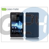 Sony xperia t (lt30p) hátlap - case-mate barely there - black CM024778