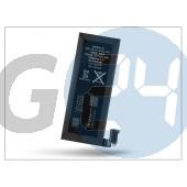 Apple iphone 4 gyári akkumulátor - 616-0520/616-0521/616-0521 - li-ion 1420 mah (csomagolás nélküli) APL-0127