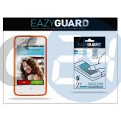 Alcatel one touch fire képernyővédő fólia - 2 db/csomag (crystal/antireflex) LA-428