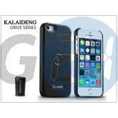 Apple iphone 5/5s hátlap szellőzőrácsba illeszthető autós tartónak - kalaideng drive series - black KD-0287