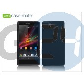 Sony xperia z (c6603) hátlap - case-mate tough - black CM025831