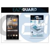 Huawei ascend g6 képernyővédő fólia - 2 db/csomag (crystal/antireflex hd) LA-535