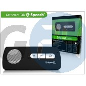 B-speech prim bluetooth autós kihangosító v2.1 - multipoint - black BS-034