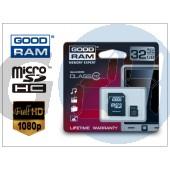 32 gb microsdhc™ class 10 memóriakártya + sd adapter GR-021