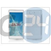 Sony xperia z (c6603) szilikon hátlap - clear PT-984