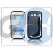 Samsung i9080 galaxy grand szilikon hátlap - s-line - fekete PT-957
