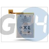 Apple ipod touch 5 gyári akkumulátor - 616-0621 - li-ion 1030 mah (csomagolás nélküli) APL-0134