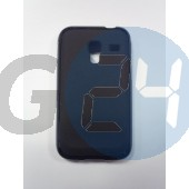 S7500 ace plus fekete szilikontok Ace Plus S7500  E001751