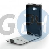 Alcatel ot5036d c5 pop slim kinyitós tok fekete OT5036D  E006080