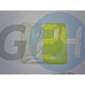 Asha 210 citromsárga hullámos szilikontok Asha 210  E005622