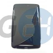 Asus google nexus 7 tegra 3 fekete hullámos szilikontok  E003231