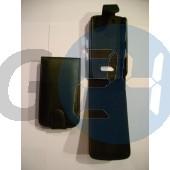 B.b. 9500 felülcsattos fekete bőr  E000350