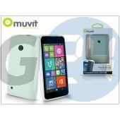 Nokia lumia 530 hátlap - muvit minigel - transparent I-MUSKI0432
