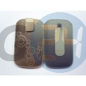 4g forcell színátmenetes kihúzós tok barna iPhone4/4s  E003938