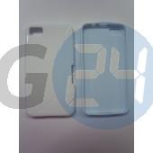 Blackberry z10 fehér hullámos szilikontok Z10  E003601
