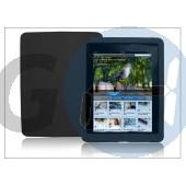 Apple ipad szilikon hátlap - fekete DZ-003