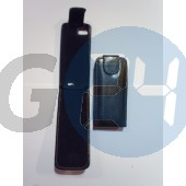 C3-01 felülcsattos fekete bőrtok C3-01  E000378