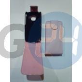 C3 felülcsattos pink bőr C3  E000377