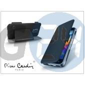 Samsung sm-g800 galaxy s5 mini flipes slim tok - pierre cardin deluxe slim folio - black FP01B-BKS5M