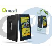 Nokia lumia 920 hátlap - muvit minigel glazy - black I-MUSKI0151