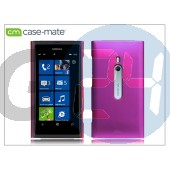 Nokia lumia 800 hátlap - case-mate barely there - pink CM019078
