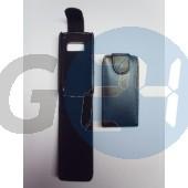C6-01 felülcsattos fekete bőrtok C6-01  E000392