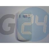 C7 rácsos hátlapvédő fehér C7  E001432