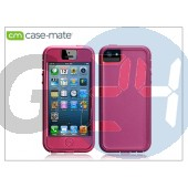 Apple iphone 5 hátlap - case-mate tough xtreme - pink CM022426