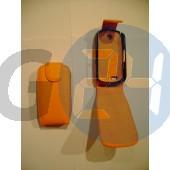 Samsung corby narancssárga bőrtok Corby  E000401