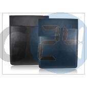 Apple ipad/ipad2/ipad3 kinyítható táska - fekete DZ-007
