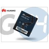 Huawei ascend y200 gyári akkumulátor - li-ion 1400 mah - hb5k1h (csomagolás nélküli) HUW-0005