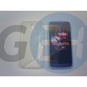 Htc desire 610 átlátszó hullámos szilikontok Desire 610  E006086