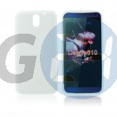 Htc desire 610 fehér hullámos szilikontok Desire 610  E006085