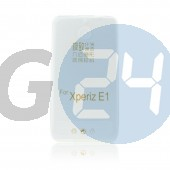 D2105 xperia e1 extraslim szilikontok víztiszta átlátszó Xperia E1  E005979
