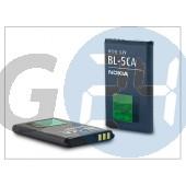 Nokia 1110/1111/1112/1200/1208/1209/1680 classic gyári akkumulátor - li-ion 700 mah - bl-5ca (csomagolás nélküli) NOK-0025