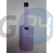 E52 forcell egyszínű kihúzós tok lila E52  E000456