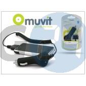 Apple iphone 2/3g/3gs/4/4s szivargyújtós töltő - 1a - muvit I-MCA002
