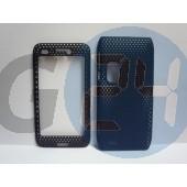 Nokia e7 fekete rácsos hátlapvédő E7  E001592